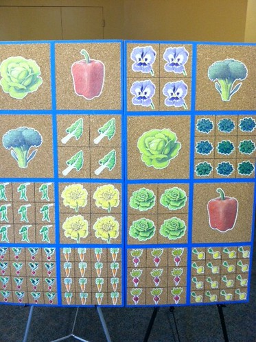 Squarefoot gardening by cv715
