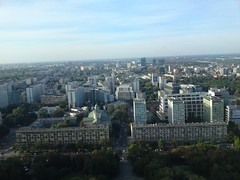 """View from Palace of Culture and Science (Pałac Kultury i Nauki), in Warsaw (Warszawa) • <a style=""""font-size:0.8em;"""" href=""""http://www.flickr.com/photos/23564737@N07/6105881138/"""" target=""""_blank"""">View on Flickr</a>"""