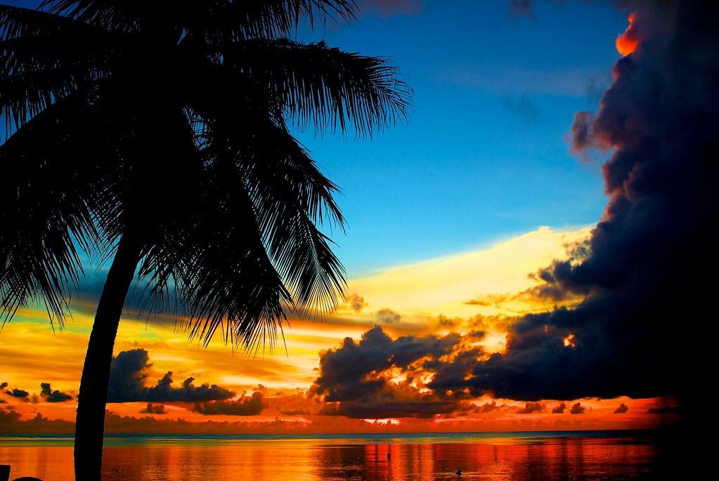 グアム 海 写真