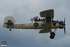 LS326 - Unknown - Royal Navy Historic Flight - Fairey Swordfish II - 110710 - Duxford - Steven Gray - IMG_8565