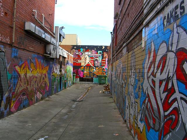 St Kilda Graffiti