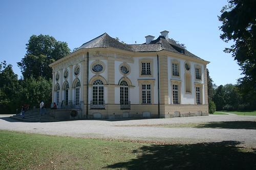 Badenburg - Nordwestseite