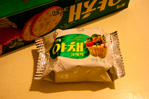 Korean Crackers