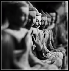 inner peace.. (PNike (Prashanth Naik..back after ages)) Tags: lighting street art statue shopping 50mm nikon asia cambodia peace dof market bokeh buddha inner f18 siemreap 50mmf18 d7000 pnike yahoo:yourpictures=sculptures yahoo:yourpictures=blackandwhite