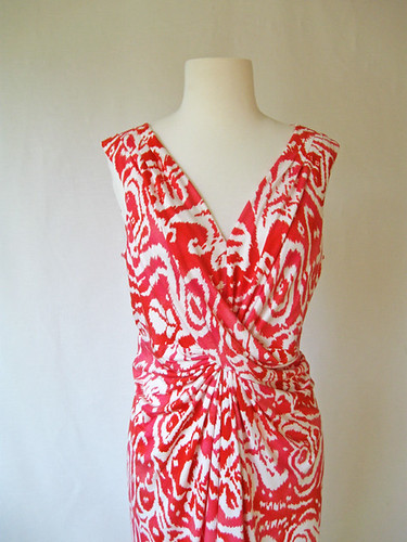 Coral dress on form2