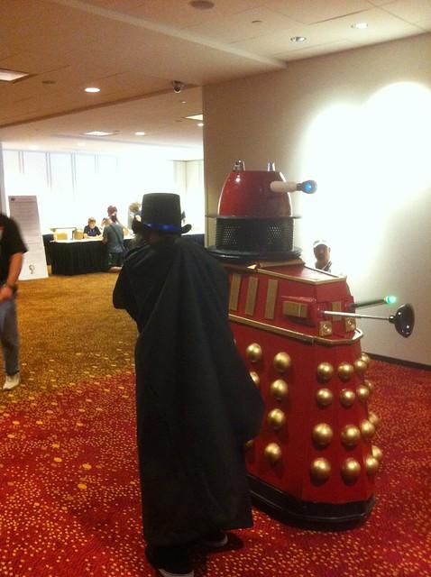 2011 Dragoncon Dalek