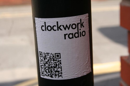 Clockwork Radio Tag