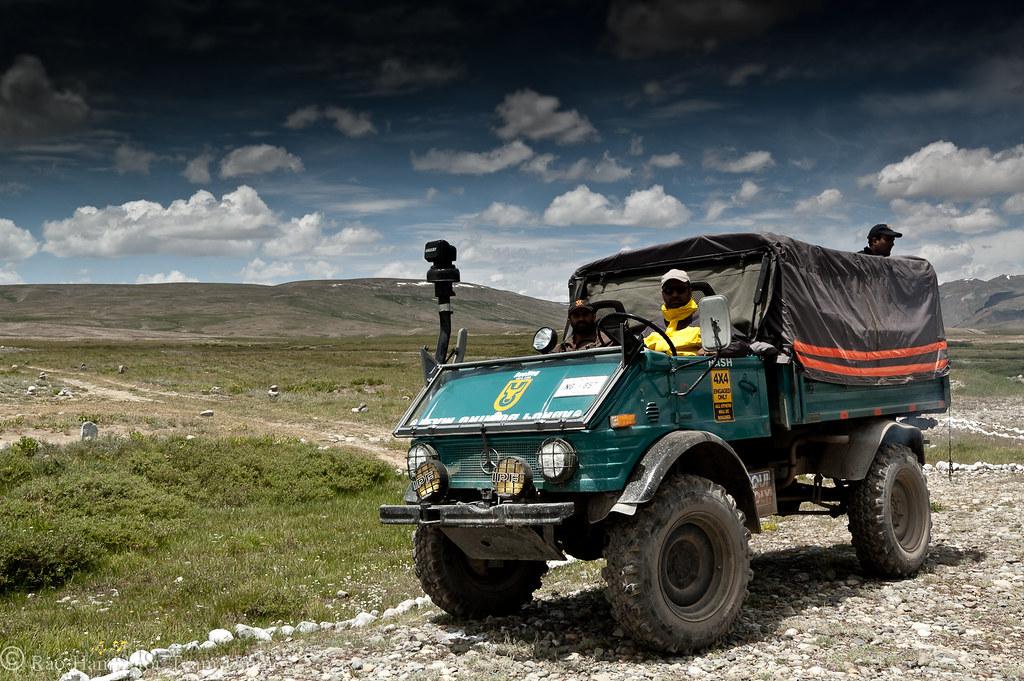 Team Unimog Punga 2011: Solitude at Altitude - 6115398569 88530c20b6 b
