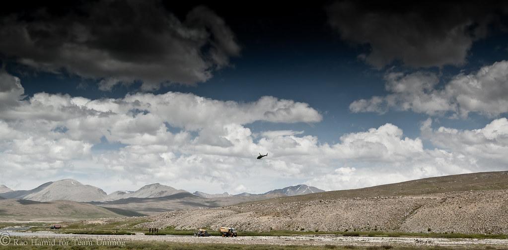 Team Unimog Punga 2011: Solitude at Altitude - 6115976602 0cab9bd19a b