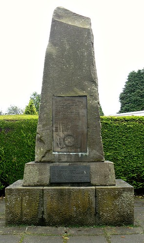 Pool of Muckhart War Memorial
