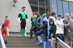 Dragon*Con 2011 - Day 2 (Awesoman) Tags: costumes atlanta georgia cosplay geeks nerds comicbooks sciencefiction dccomics popculture dragoncon costumeparty dweebs downtownatlanta dragoncon2011