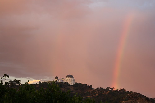 The Observatory at Sunset 9/4/11