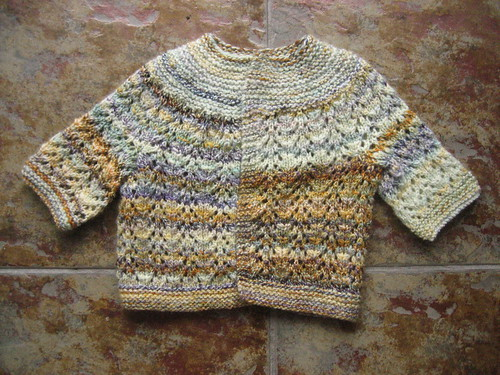 Instant Baby Sweater