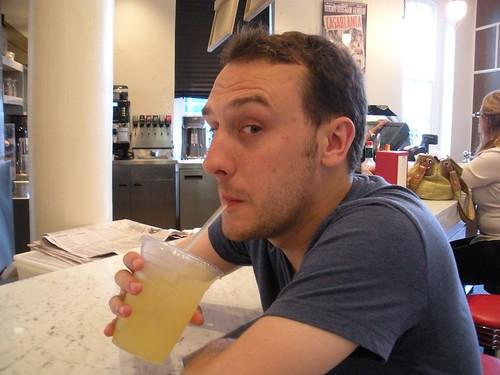 mmmm...fresh soda