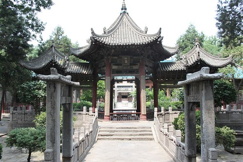 Great Mosque of Xi'an in China