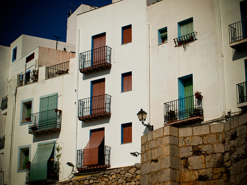 Balcones by treboada