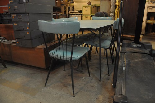 Vintage Table and Chairs at Community Forklift