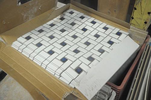 Tiles at Community Forklift