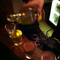 Winning shots in the pub quiz