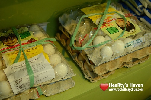 SugarLeaf Organic Eggs