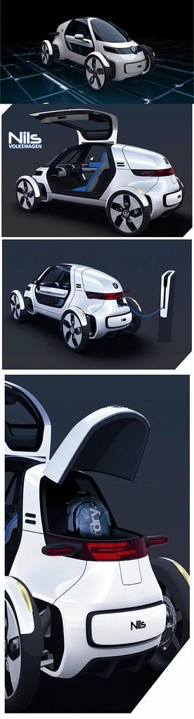 Volkswagen Studie NILS