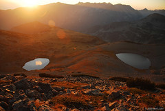 Pirin eyes (.:: Maya ::.) Tags: mountain lake eye nature sunrise maya  pirin    todorka      mayaeye mayakarkalicheva   wwwmayaeyecom