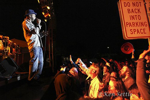 George Clinton & P-Funk - 09-05-11 - Arts, Beats & Eats, Royal Oak Music Theatre, Royal Oak, MI