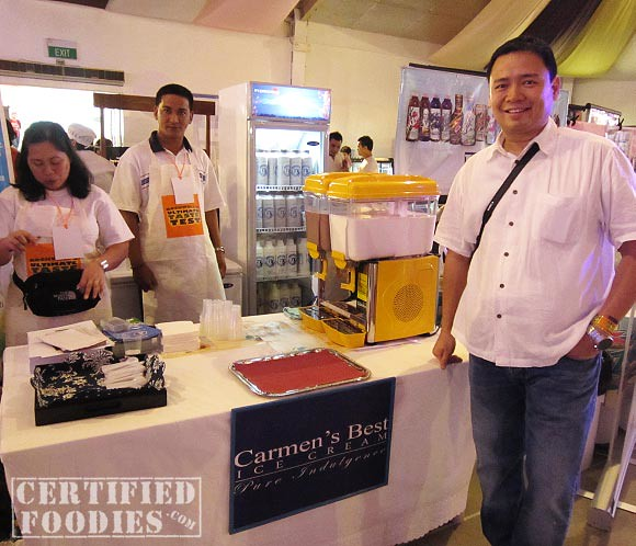 Paco Magsaysay of Carmen's Best and Holly's Milk - CertifiedFoodies.com
