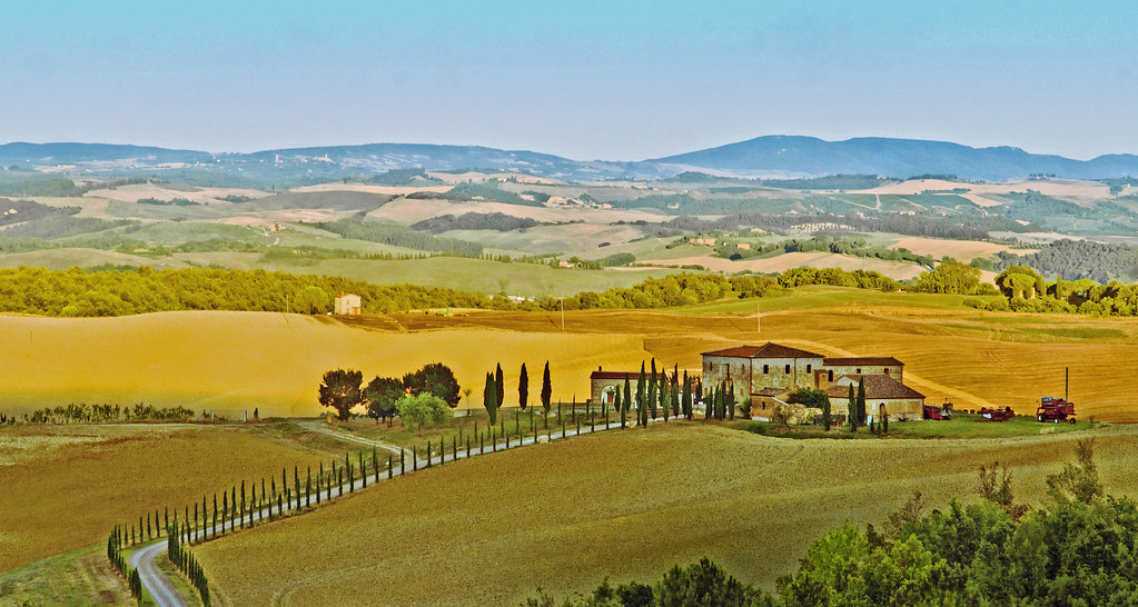 Tuscany Afternoon