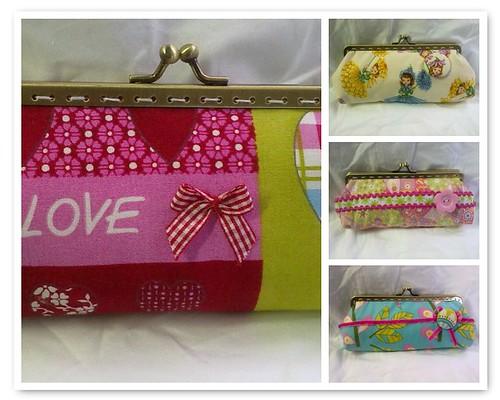 Novos porta canetas by ♥Linhas Arrojadas Atelier de costura♥Sonyaxana