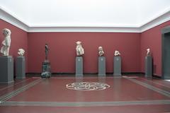 Statues romaines (Christophe Ramonet) Tags: copenhagen denmark kbenhavn danemark copenhague ancientrome glyptotek romeantique