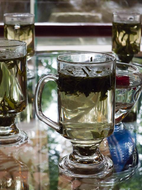 龍井(ロンジン)茶