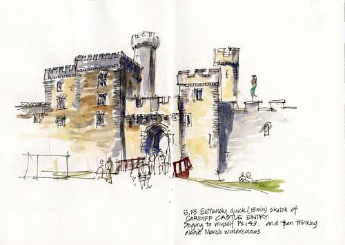 15_thu28 06 Cardiff Castle