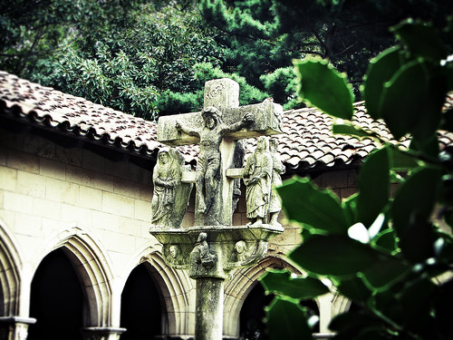 Cross at the Cloisters