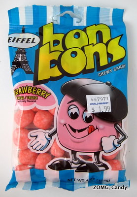 Eiffel Bon Bons Strawberry