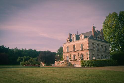 Domaine de la Bergerie, Braye-sur-Maulne