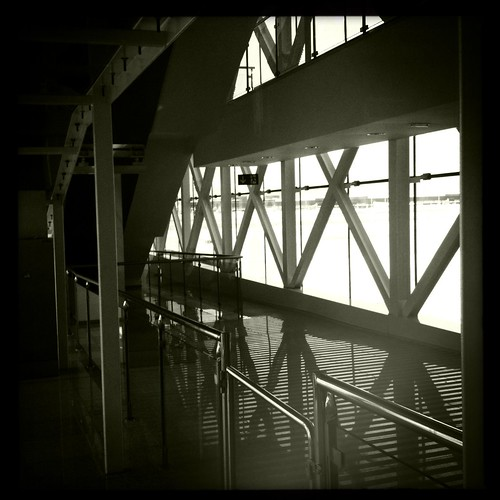 091 of 365 - Barcelona Airport