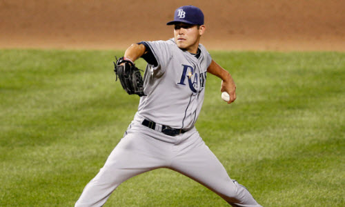 Matt Moore Is MLB.com's Top Prospect; Six Rays In Top 100