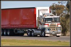 Kenworth K100 (quarterdeck888) Tags: transport trucks kenworth haulage k100 jerilderietrucks