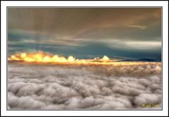 A nivel del Astro (Julio_Castro) Tags: sky sun sol clouds nikon europa cielo nubes noruega crucero fiordos nikond700 juliocastro olétusfotos
