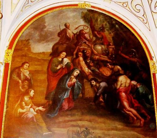 Pinturas en las paredes 3