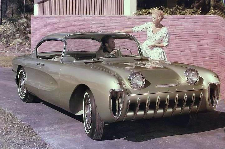 1955 Chevy Biscayne Concept