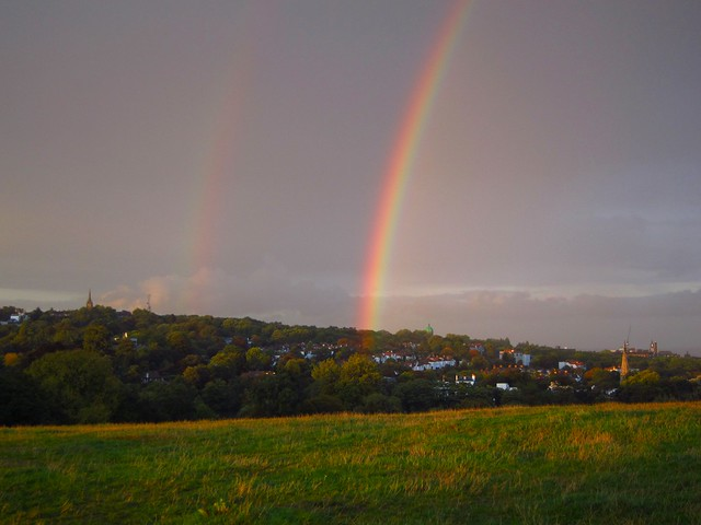 Parliament Hill Rainbow
