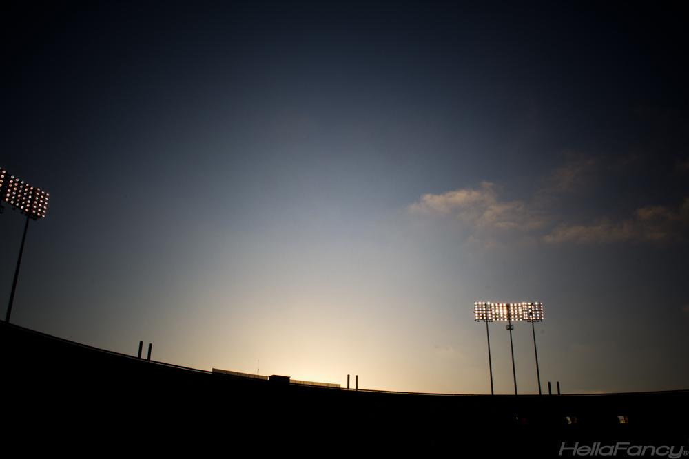 stadiumsunset