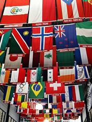 Bandeiras (FM Carvalho) Tags: brazil rio bandeira brasil riodejaneiro do flag sony cybershot flags corcovado trem sonycybershot brsil estao bandeiras hx5v sonyhx5v estaodotremdocorcovado