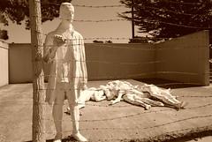 Shoa Memorial in San Francisco (BinkMike) Tags: shoa memorial san francisco