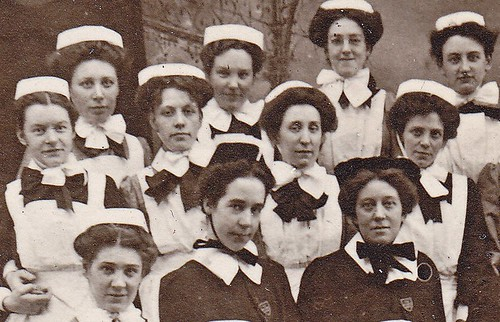 Nurses (enlarged detail)