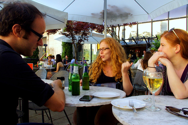 Brent, Bari & Catherine
