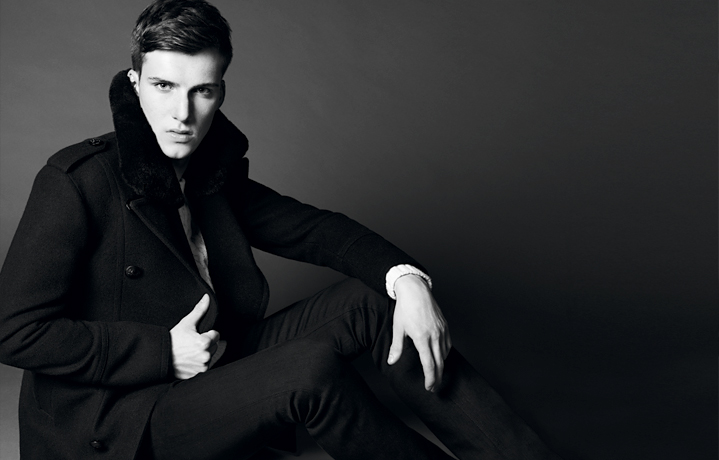 Johnny George0006_Burberry Black Label FW11