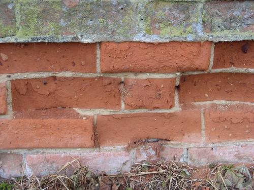 Worn stone wall 1 by paulmorriss